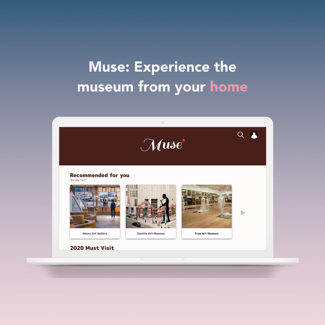 MUSE: Interactive Online Museum Visit